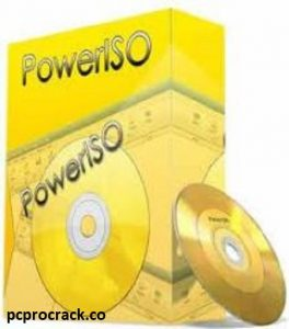PowerISO 7.7 Crack With Serial Key Free Download 2021 Latest