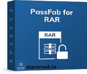 PassFab For RAR 9.4.4.0 Crack With Full Latest 2021