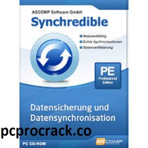 Synchredible Professional 6.002 With Crack Download Latest 2021