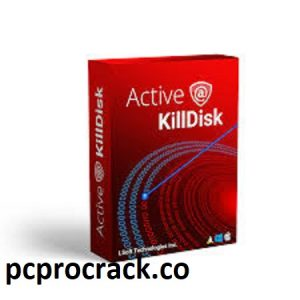 Active KillDisk Ultimate 13.0.5 With Crack Download Latest 2021