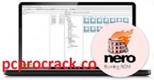 Nero Burning ROM Crack 2021 v23.0.1.14 With Portable Download Latest 2021