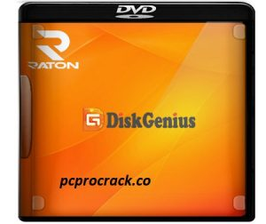 DiskGenius Professional 5.4.0.1124 With Crack Download Latest 2021